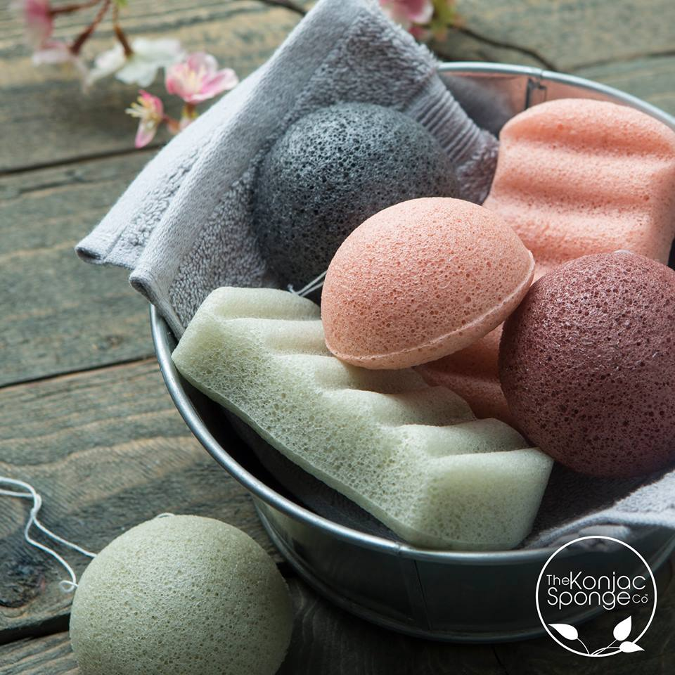 Trillium Sales and Distribution - The Original Konjac Sponge Company - BODY BATH SPONGES!